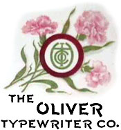 Oliver Tribute Banner, carnation theme used by Oliver.