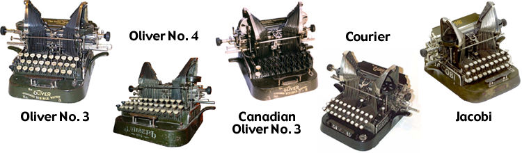 Montage of Oliver No. 3 Family